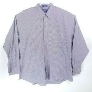 Pendleton Shirts - Pendleton Mens Size XXL Shirt Broadway Cloth